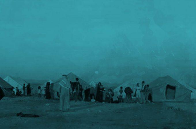 واقع حال المدنيّين الفارّين من دير الزور باتّجاه مخيّم السدّ في ريف الحسكة