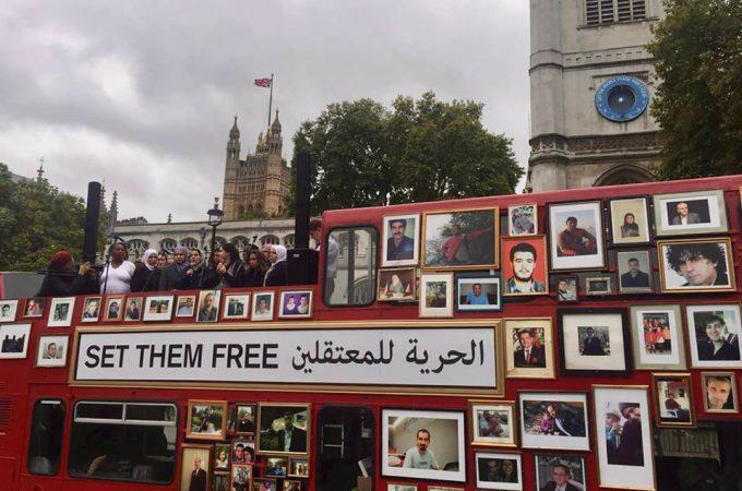 بيان تضامن مع عائلات من أجل الحرّية  (باص الحرّية )