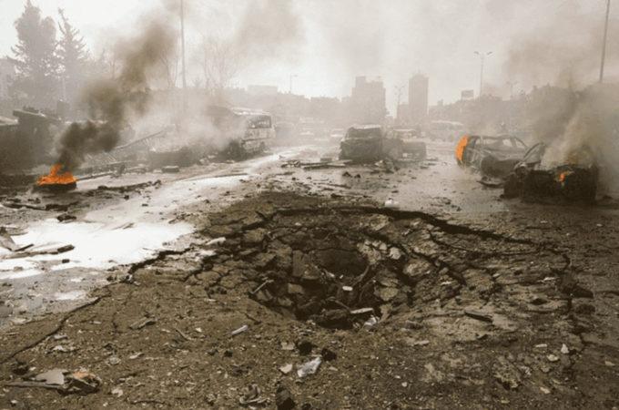 شبح داعش يعود من جديد في السويداء
