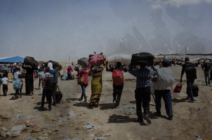 اللاجئون السوريون في إقليم كردستان العراق أوضاع سيئة … وتهميش لصوتهم
