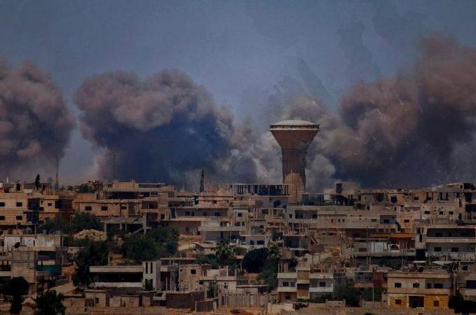 """محافظة درعا بعد سيطرة النظام السوريّ عليها """"تقرير مراقبة الاتفاقية 1"""""""