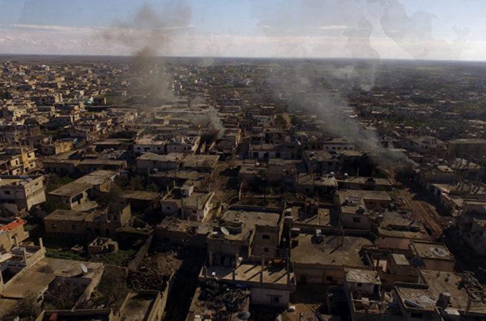 """محافظة درعا بعد سيطرة النظام السوريّ عليها """"تقرير مراقبة الاتفاقية 3"""""""
