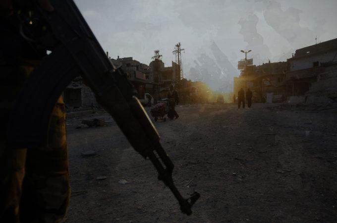 """محافظة درعا بعد سيطرة النظام السوريّ عليها """"تقرير مراقبة الاتفاقية 2"""""""
