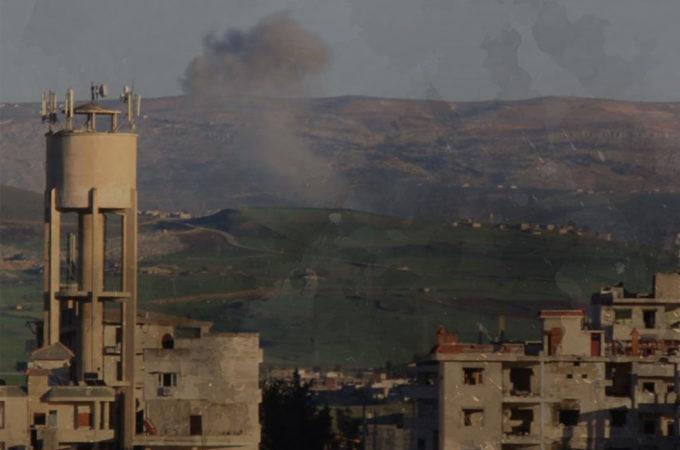 خرق اتّفاقية خفض التصعيد في محافظة إدلب