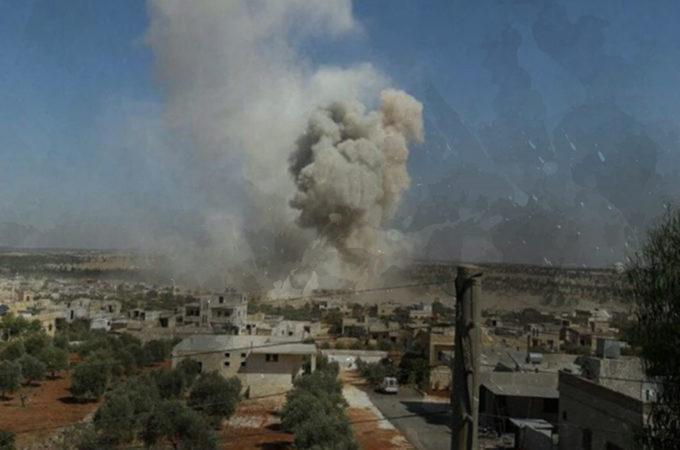 ريف حماة الشماليّ انتهاكات لاتّفاقية أستانا، ووضع إنسانيّ متردٍّ