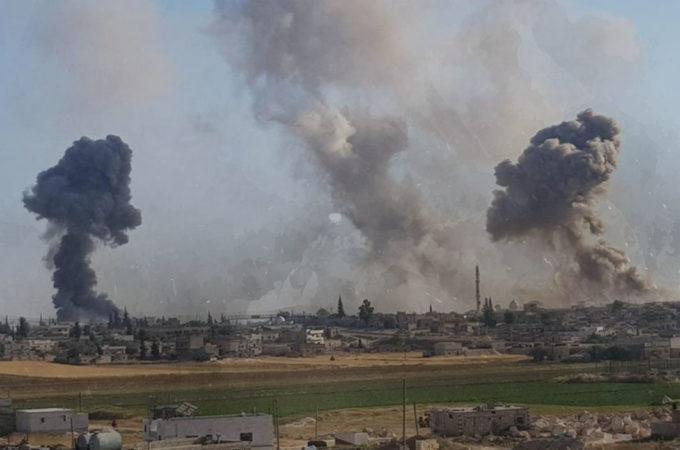 محافظة إدلب والتصعيد العسكريّ