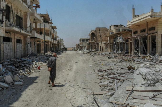أنقذوا البقية في ادلب