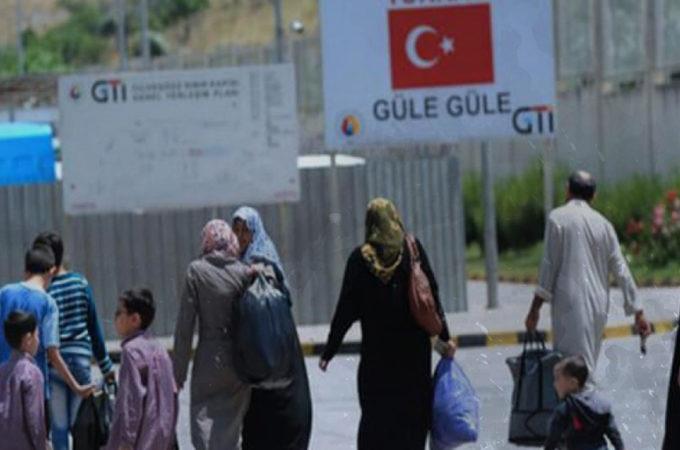 الترحيل الإجباري للسوريين في تركيا
